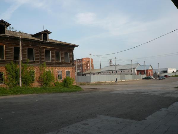 Завод руссиб картинки домов
