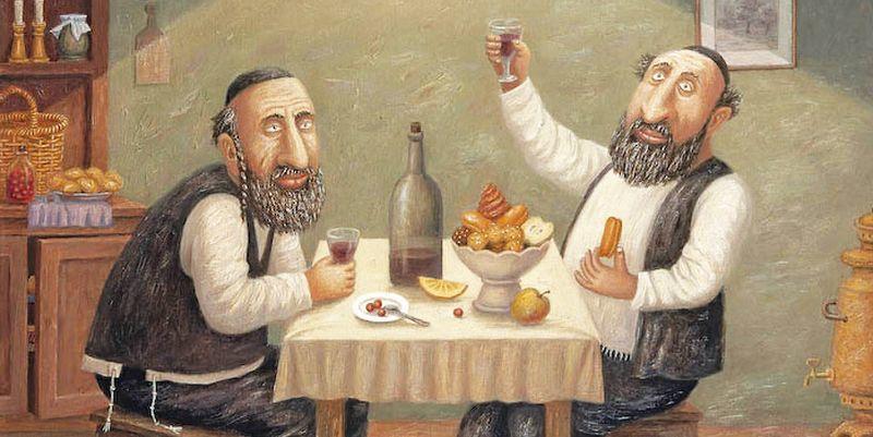 Смешные картинки на евреев, надписью гейм