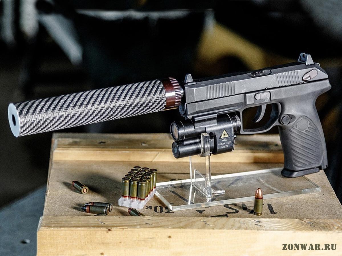 пистолет «Удав» фото-22