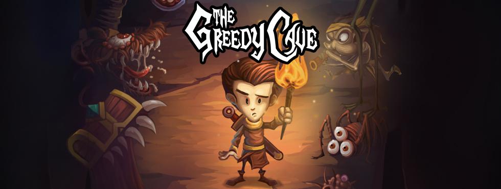 Игра Greedy Cave