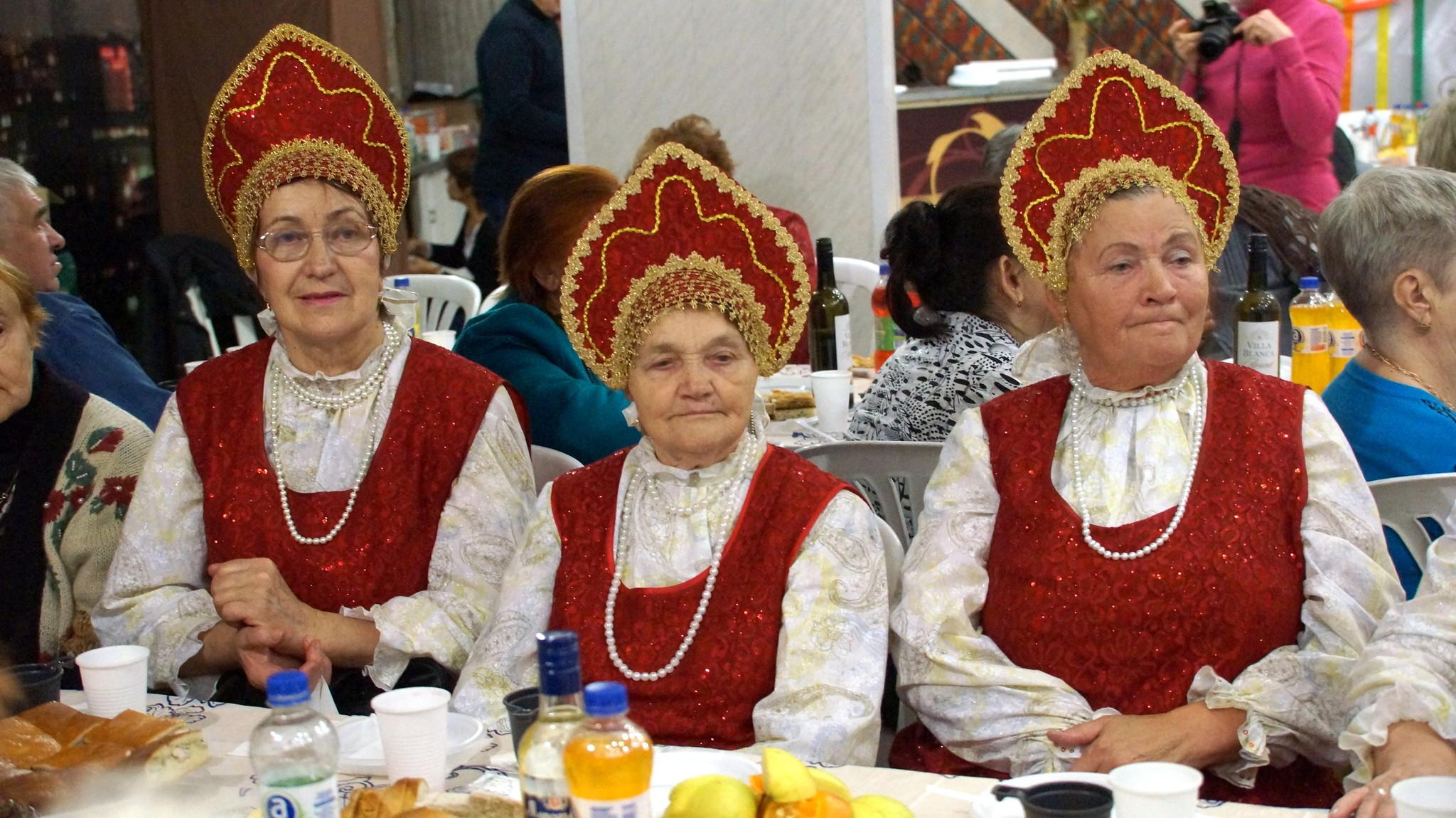 День пожилого человека в ДЦ «Импульс»